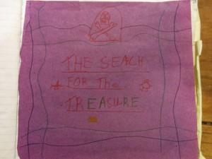 Chapter 2 - The Search for the Treasure